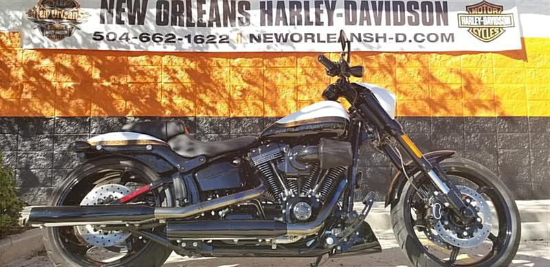 Photo of a 2016 Harley-Davidson® FXSE CVO™ Pro Street Breakout®