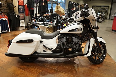 New 2019 Indian® Motorcycle Chieftain® Dark Horse®