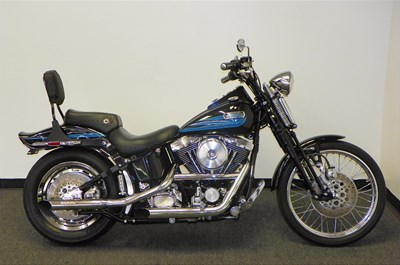 Used 1996 Harley-Davidson® Softail® Bad Boy™