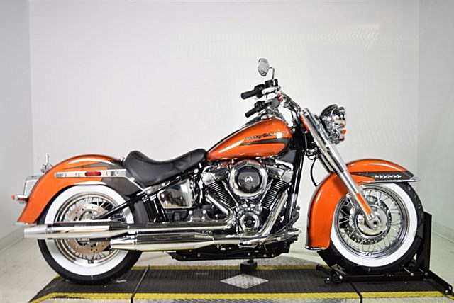 Photo of a 2020 Harley-Davidson® FLDE Deluxe