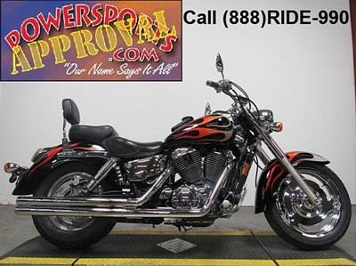 Used 2005 Honda® Shadow 1100 Sabre