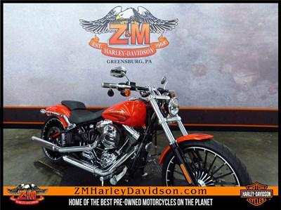 2017 Harley DavidsonR FXSB