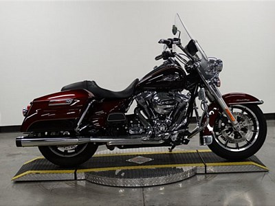 Used 2015 Harley-Davidson® Road King®