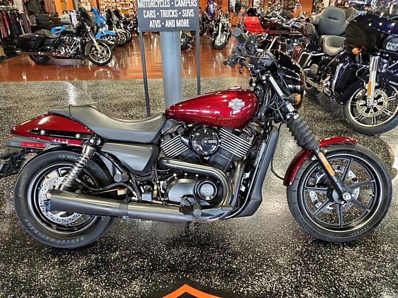 Photo of a 2015 Harley-Davidson® XG750 Street™ 750