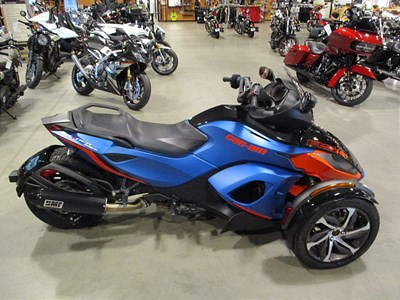 Used 2015 Can-Am Spyder™ RS SM5