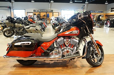 New 2020 Indian® Motorcycle Chieftain Elite