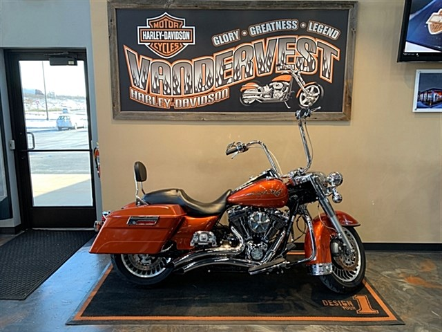 Photo of a 2011 Harley-Davidson® FLHR Road King®