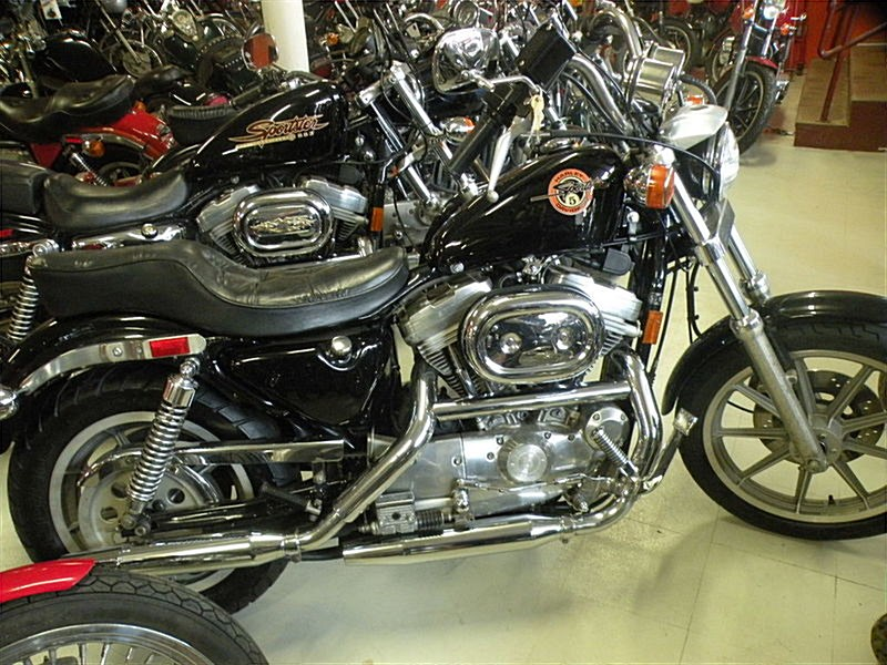 Photo of a 1993 Harley-Davidson® XLH-883 Sportster® 883