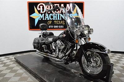Used 2002 Harley-Davidson® Heritage Softail® Classic