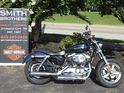 Used 2013 Harley-Davidson® Sportster® 1200 Custom