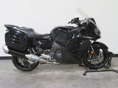 Used 2015 Kawasaki Concours® 14 ABS