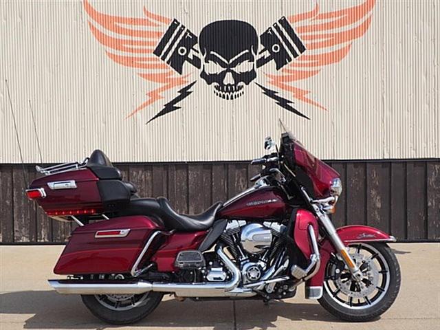 Photo of a 2016 Harley-Davidson® FLHTK Electra Glide® Ultra® Limited