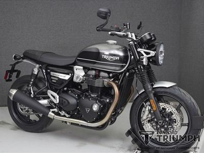 Used 2019 Triumph SPEED TWIN