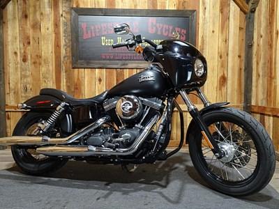 Used 2017 Harley-Davidson® Dyna® Street Bob®