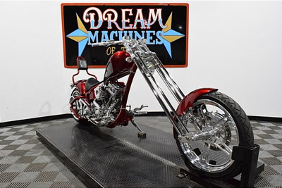 Used 2006 Bourget Bike Works Dragon