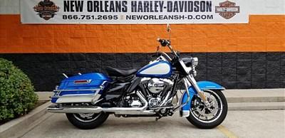 Used 2016 Harley-Davidson® Road King® Police