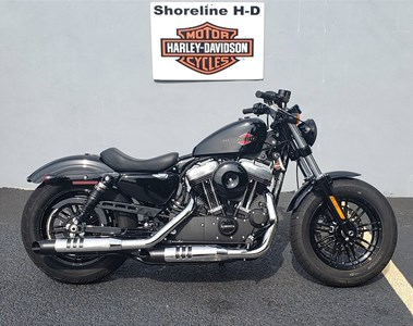 Used 2020 Harley-Davidson® Forty-Eight®