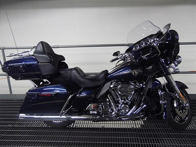 Used 2018 Harley-Davidson® CVO™ Limited 115th Anniversary