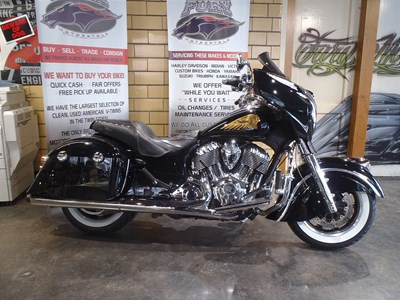 Used 2014 Indian® Motorcycle Chieftain®