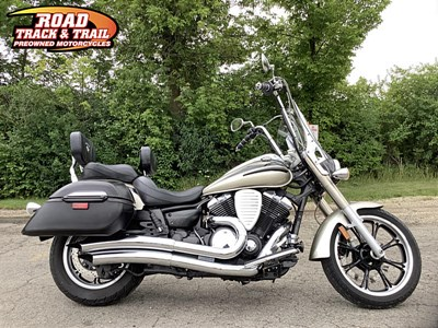 Used 2010 Yamaha V-Star 950 Tourer