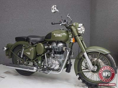 Used 2011 Royal Enfield Bullet Classic Military