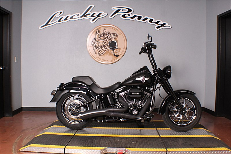 Photo of a 2016 Harley-Davidson® FLSTFBS Softail® Fat Boy® S
