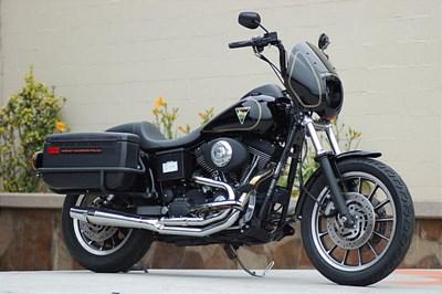 Used 2004 Harley-Davidson® Dyna Defender® Police