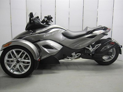 Can Am For Sale >> Spyder Rs S