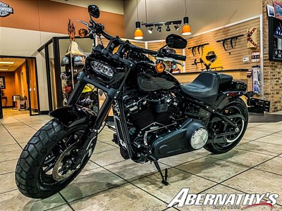 Used 2018 Harley-Davidson® Softail® Fat Bob®