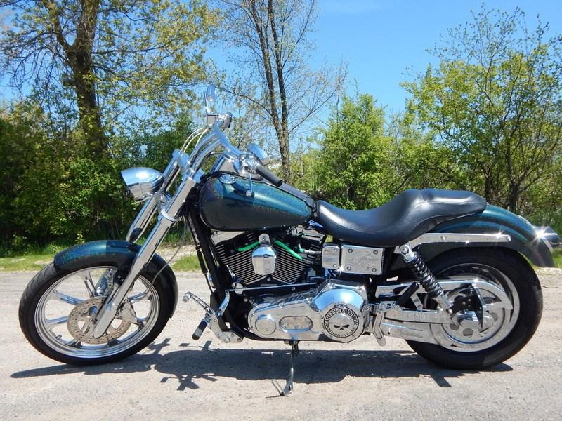 2001 Harley-Davidson® FXDL Dyna Low Rider® (Custom Green