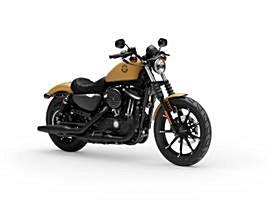 New 2019 Harley-Davidson® Sportster® Iron 883™