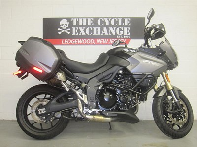 Used 2012 Triumph Tiger 1050 SE ABS