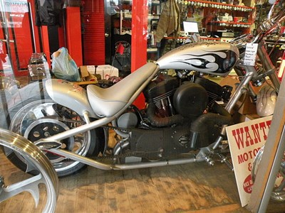 Used 2005 Special Construction Bobber