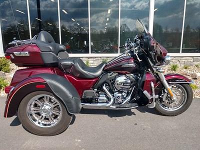 Used 2015 Harley-Davidson® Tri Glide® Ultra