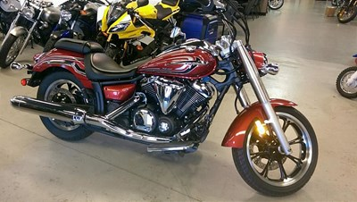 New 2015 Yamaha V-Star 950