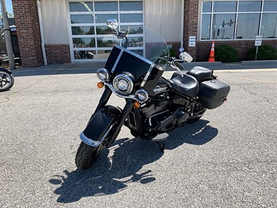 New 2018 Harley-Davidson® Softail® Heritage Classic 114