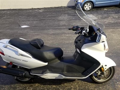 Used 2007 Suzuki Burgman 650
