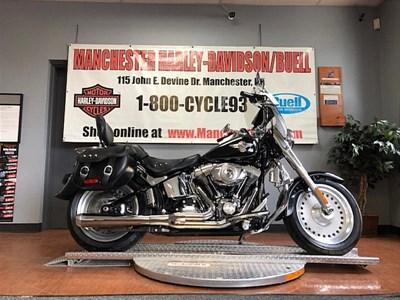 Used 2011 Harley-Davidson® Softail® Fat Boy®
