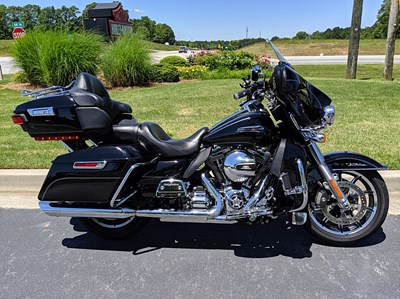 Used 2016 Harley-Davidson® Electra Glide® Ultra Classic®
