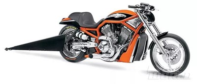 Used 2006 Harley-Davidson® Screamin' Eagle V-Rod® Destroyer