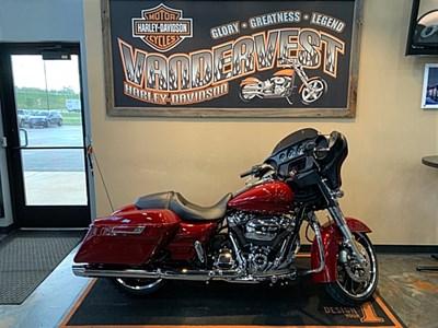 New 2020 Harley-Davidson® Street Glide®