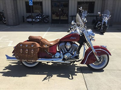Used 2016 Indian® Motorcycle Chief® Vintage