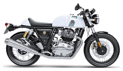 New 2019 Royal Enfield Continental GT