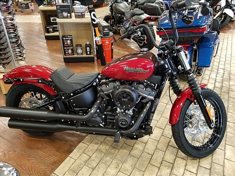 2018 Harley Davidson 174 Fxsb Softail 174 Street Bob 174 Wicked