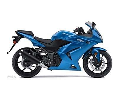Used 2010 Kawasaki Ninja® 250R