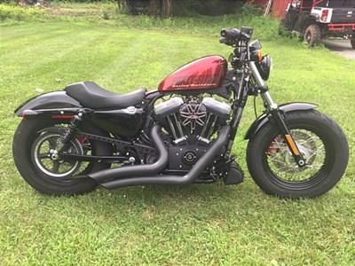 2015 Harley DavidsonR XL1200X