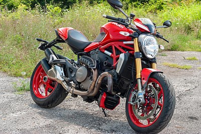 Used 2015 Ducati Multistrada 1200 S