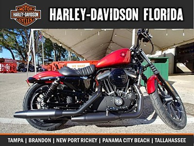 Harley-Davidson® Sportster Iron 883 for Sale (854 Bikes