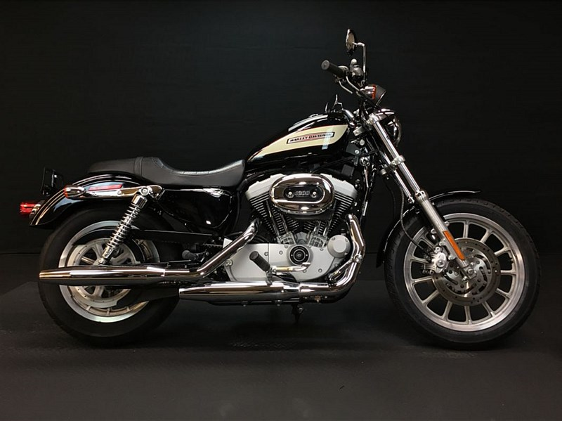 Photo of a 2004 Harley-Davidson® XL1200R Sportster® Roadster