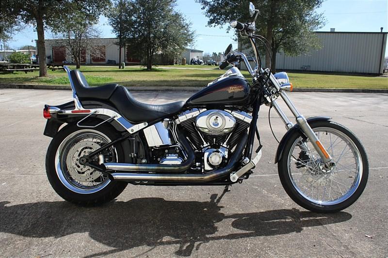 Photo of a 2010 Harley-Davidson® FXSTC Softail® Custom